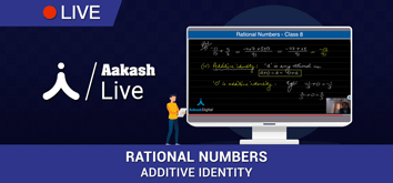Rational Numbers Additive Identity